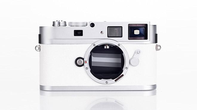 Leica M9-P white