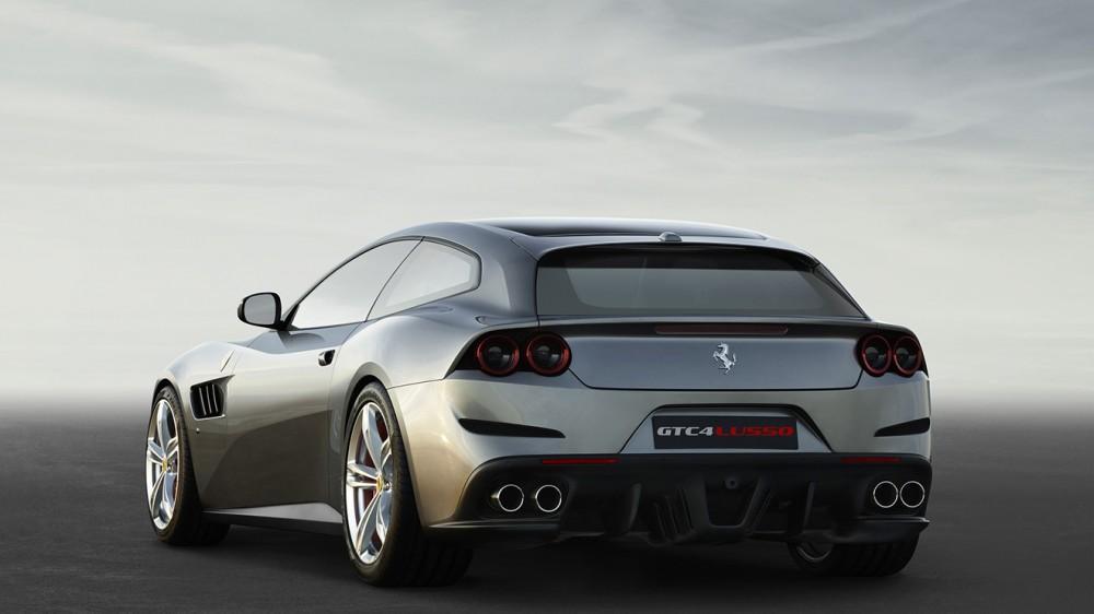 Ferrari GTC4 Lusso