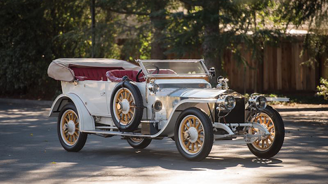 1911 Rolls-Royce 40/50 HP Silver Ghost Tourer