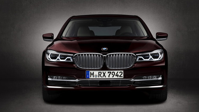 BMW 7 Series Centennial Limited Edition