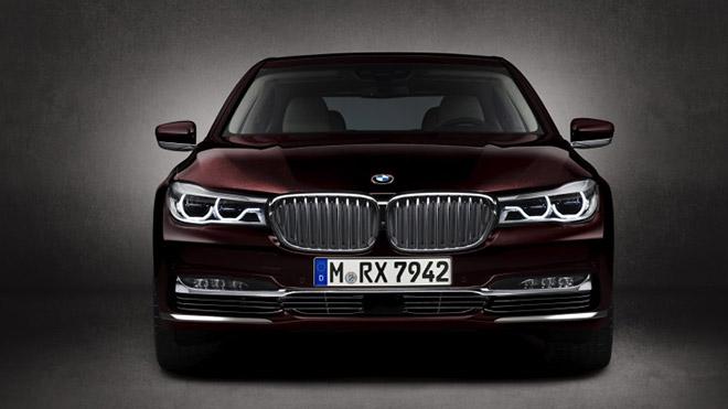 BMW 7 Series Centennial Limited Edition