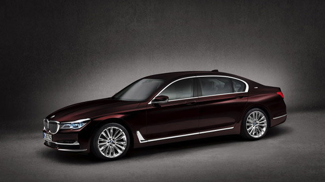 BMW-7-Series Centennial Limited Edition