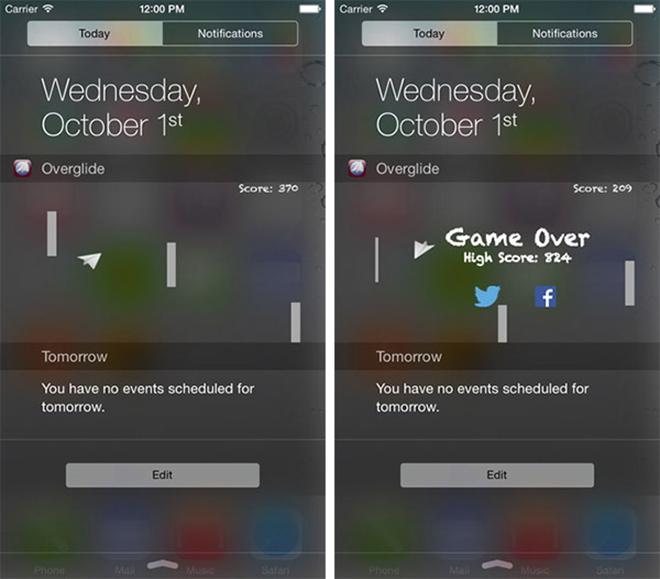 Glide-game-iOS