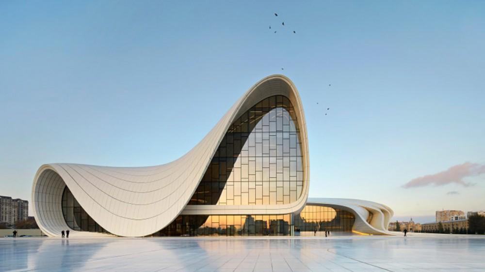 Haydar Aliyev Kültür Merkezi, Bakü