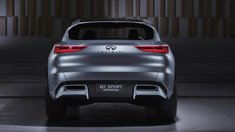 Infiniti QX Sport Concept