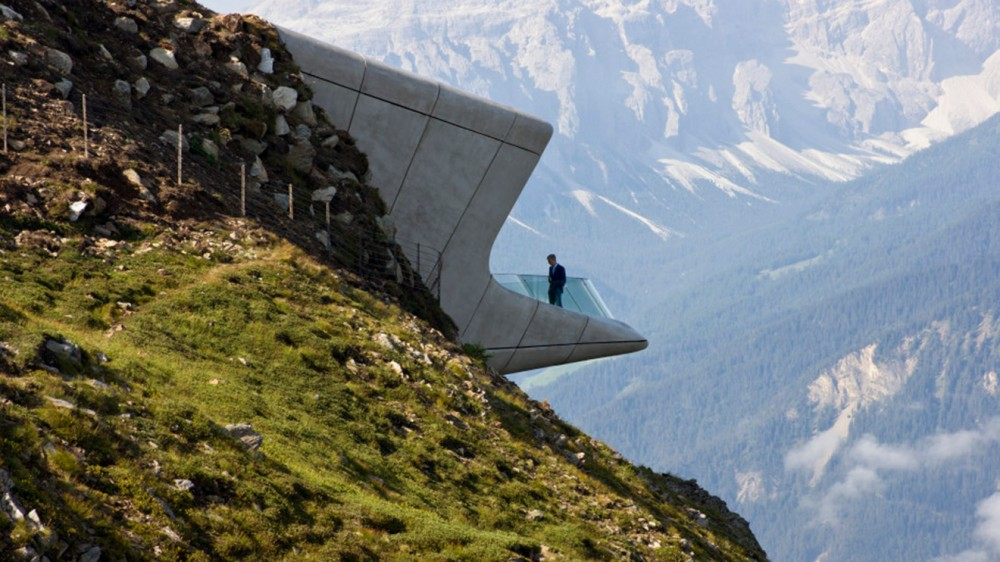 The Messner Mountain Museum, Güney Tirol