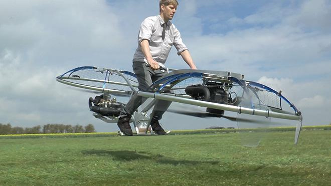 bisiklet drone