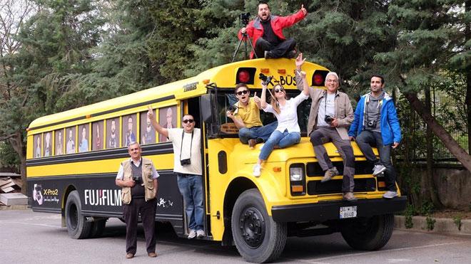 fujifilm x bus