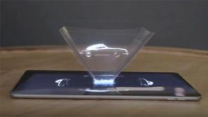 porsche-911-hologram
