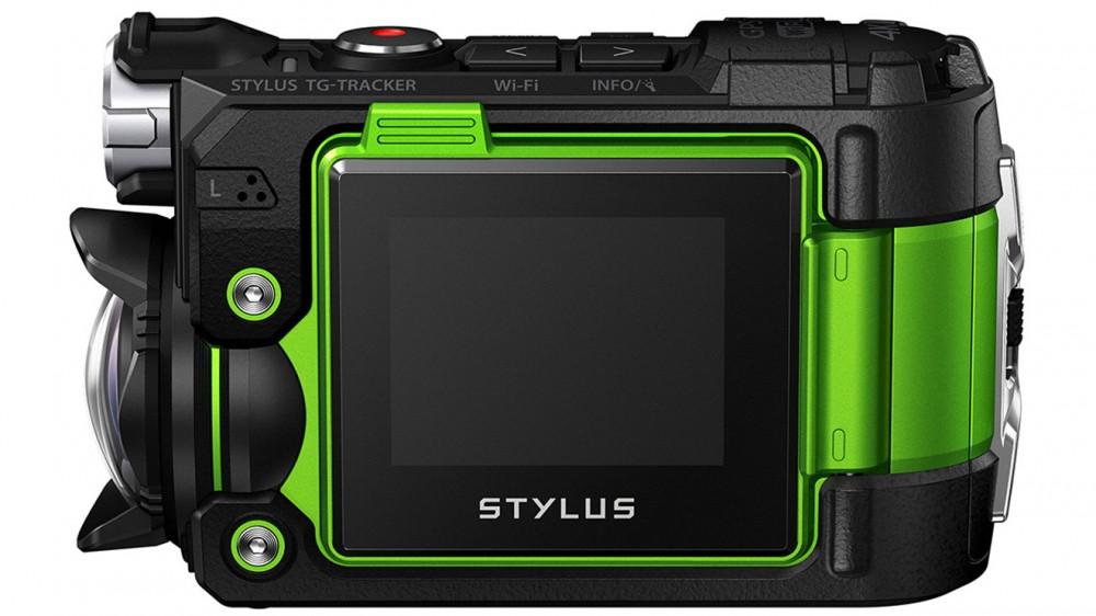 Olympus Stylus Tough TG-Tracker
