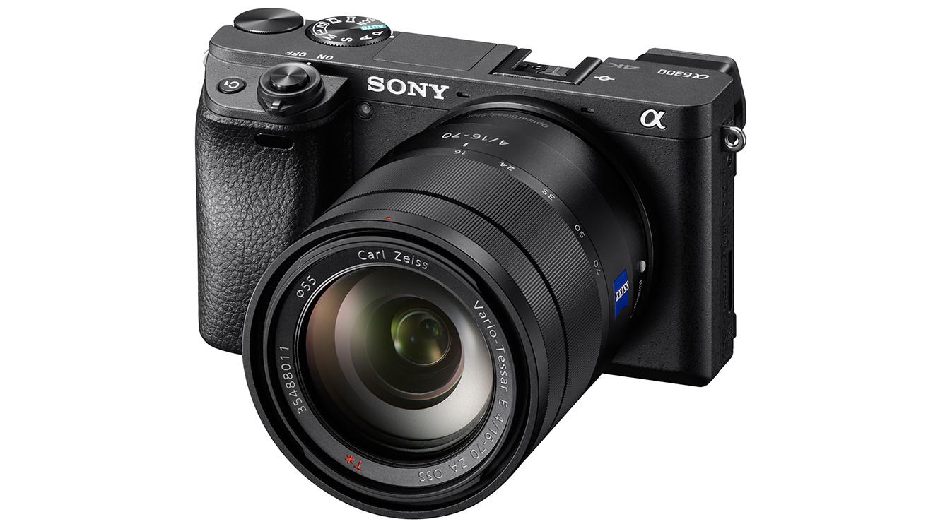 Sony a6300 incelemesi - LOG