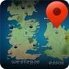 İnteraktif Game of Thrones haritasıyla tüm seriyi yeniden keşfedin