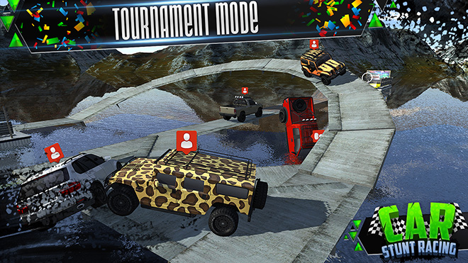 car-stunt
