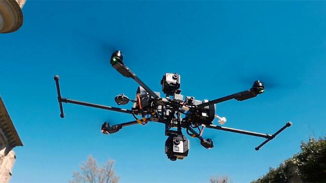 janus-360-drone
