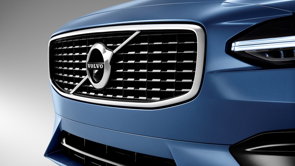Volvo S/V90 R-Design Studio