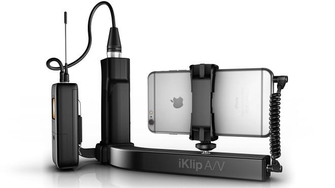 IK Multimedia Klip A/V