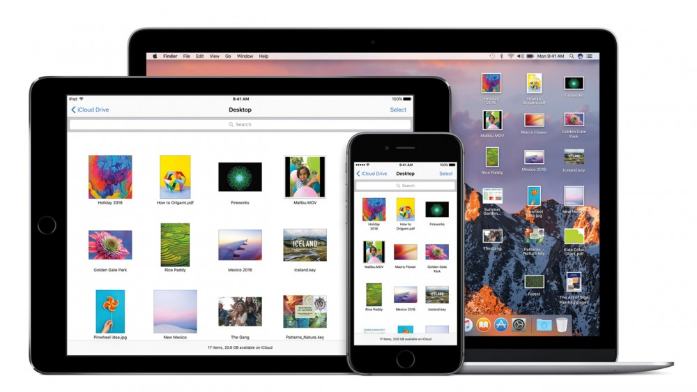 macOS-iclouddrive
