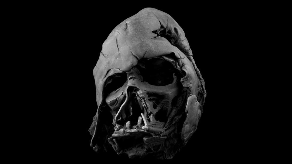 Darth Vader'ın erimiş başlığı - 3.500 dolar