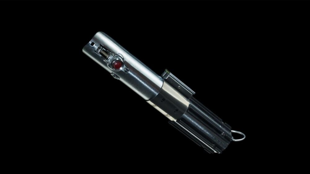 Işın kılıcı kabzası (Rey) - 1.250 dolar