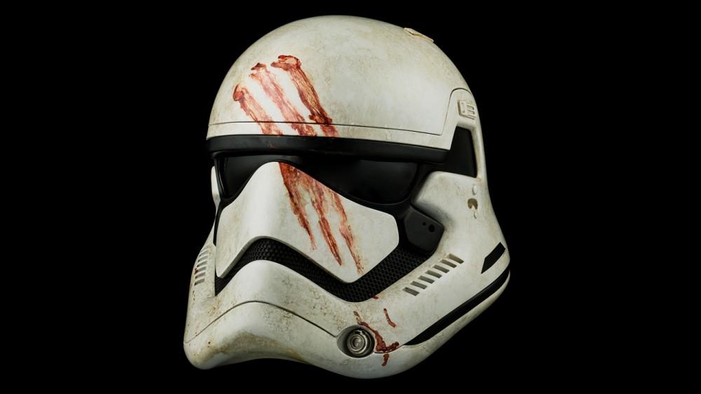 FN-2187 Stormtrooper başlığı - 1.750 dolar