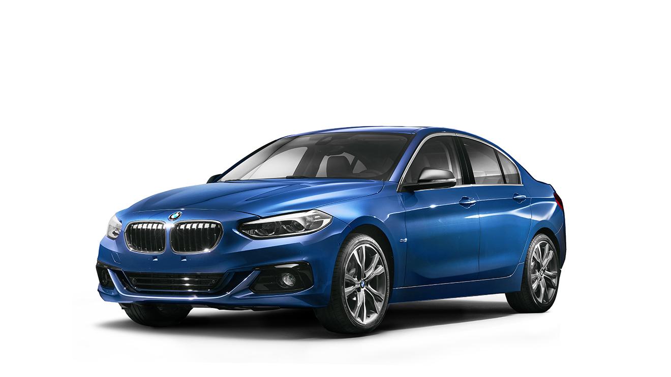 BMW 1 Serisi Sedan resmen duyuruldu
