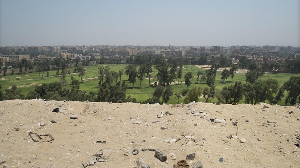 Keops Piramidi, Gize, Mısır