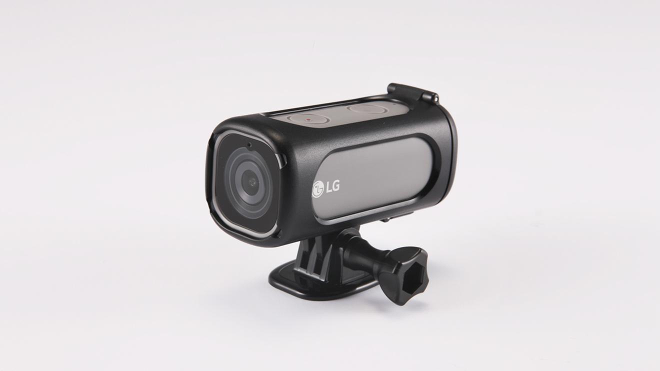 LG Action CAM LTE satışa sunuldu
