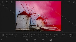 Lightroom iOS