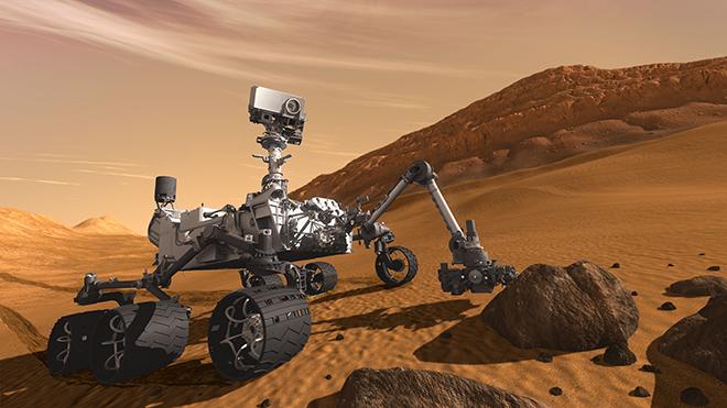 NASA yeni Mars keşif aracını duyurdu