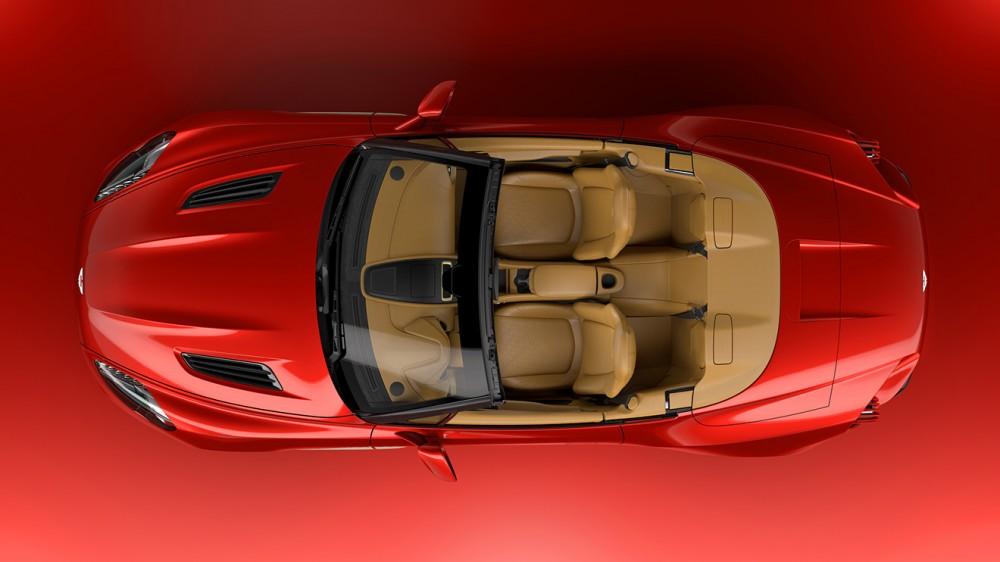 Aston Martin Vanquish Zagato Volante