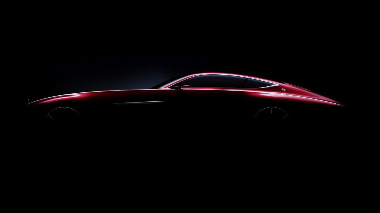 Yeni Mercedes-Maybach'tan gizemli fotoğraf