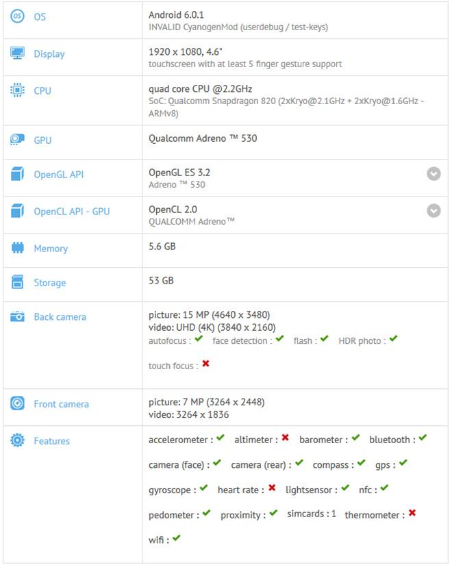 OnePlus mini 3