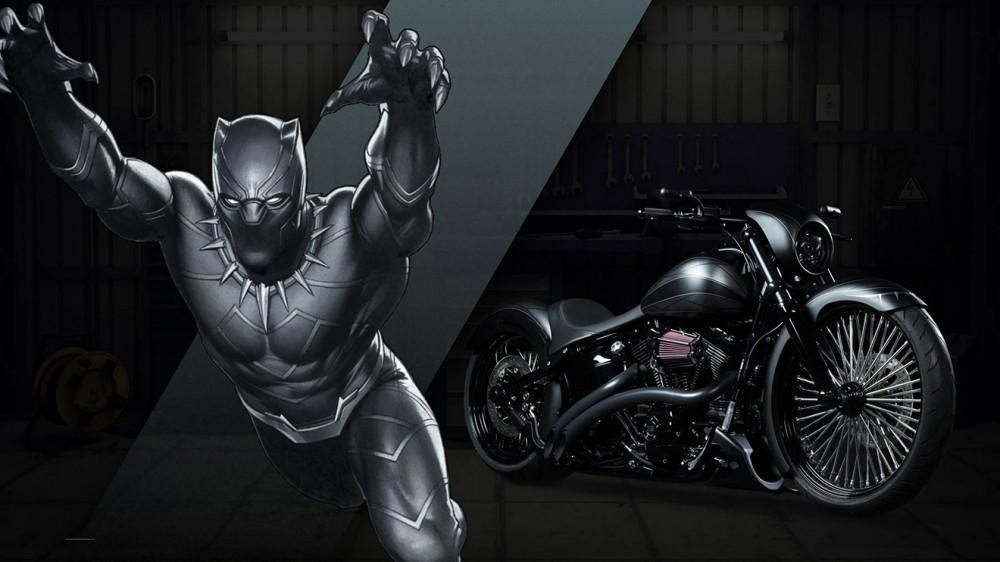 black-panther-softail-pride-1