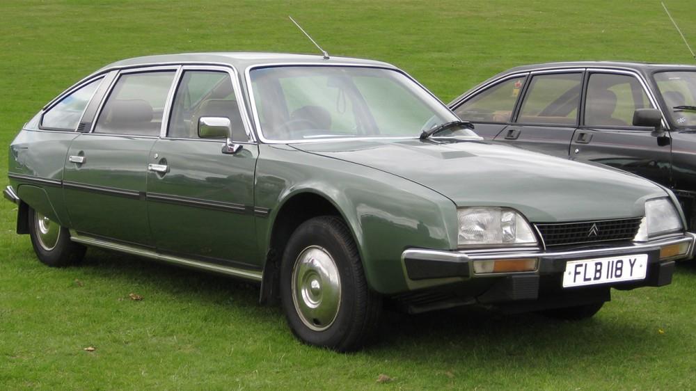 1971 Citroen CX