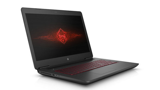 HP Omen 17 laptop