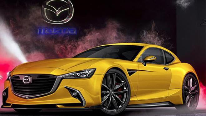 Mazda Rx-9 çok iddialı geliyor