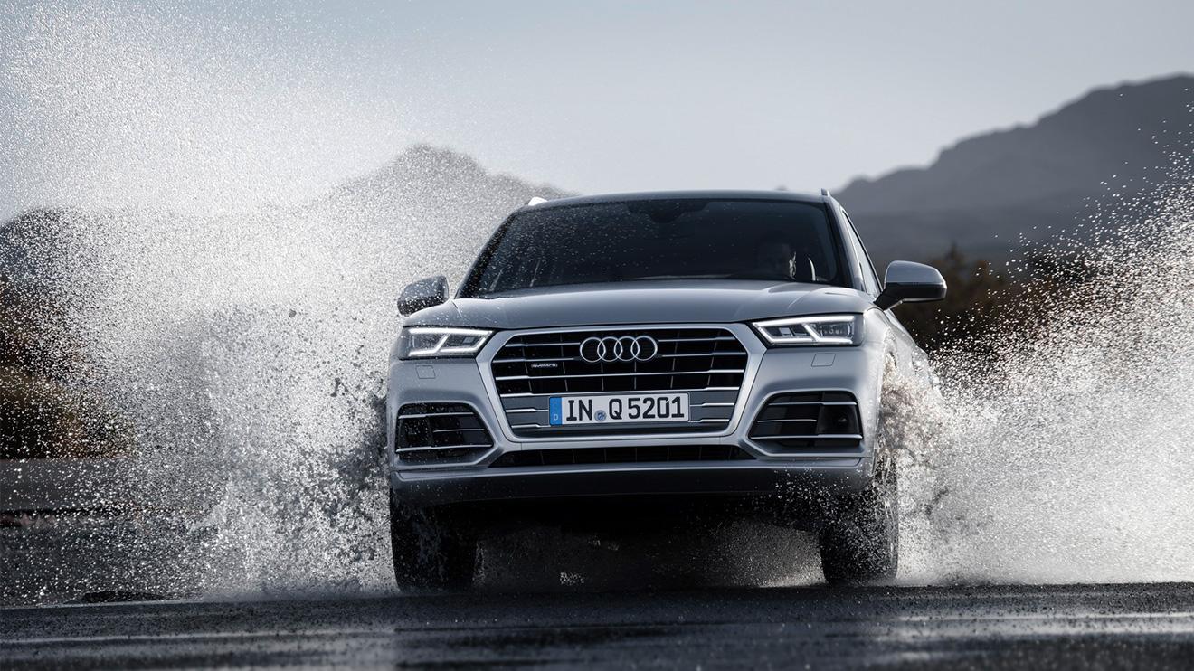 Merakla beklenen 2017 Audi Q5 sahneye çıktı!