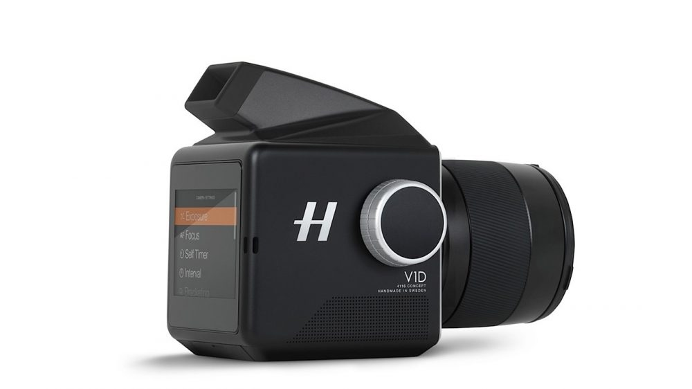 HASSELBLAD V1D concept