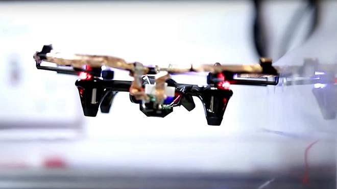bataryasız drone