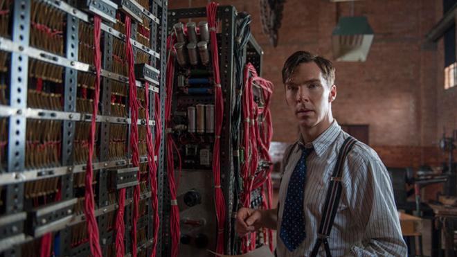 The Imitation Game filminde Alan Turing'e Benedict Cumberbatch hayat vermişti.