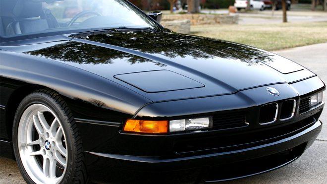 1998 BMW 8 Serisi