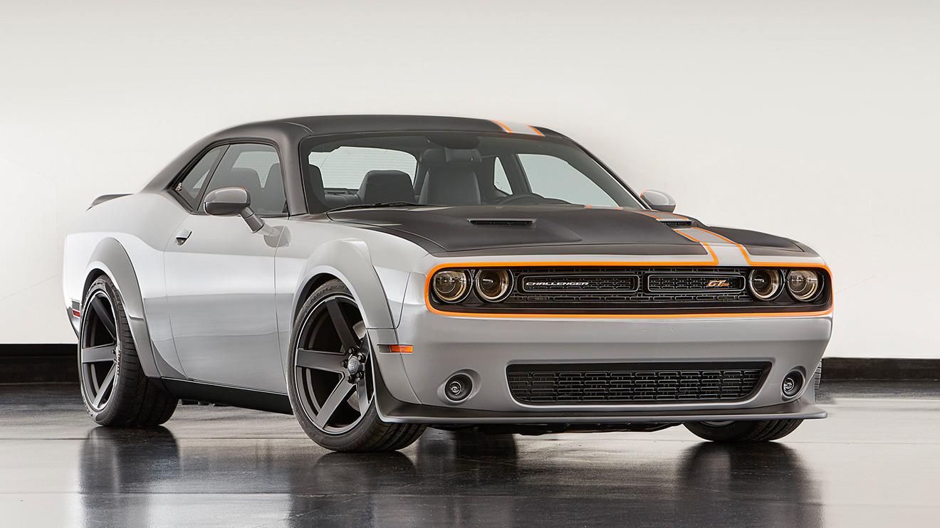 Dodge Challenger ilk kez 4×4 olarak üretilecek