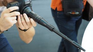 Laowa 24mm f/14 lens