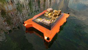 selfboat