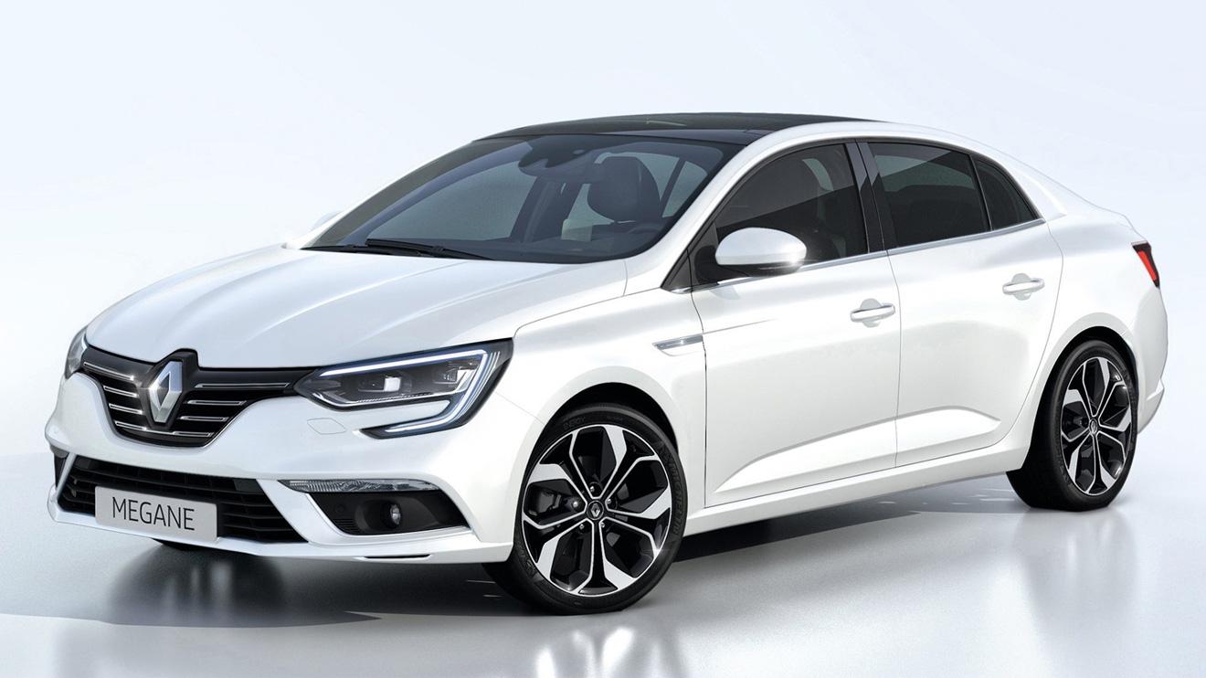 2017 Renault Megane Sedan ve dikkat çeken tüm özellikleri [Galeri] - LOG