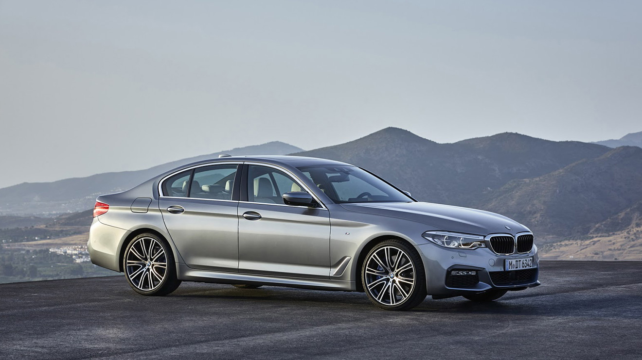 2017 Bmw 5 Serisi Ve T 252 M Yeni 246 Zellikleri Video Log