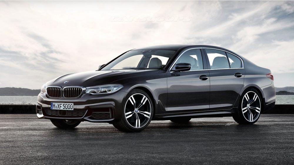 2017 BMW 5 Serisi