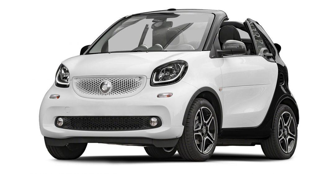 2017 Smart Cabrio