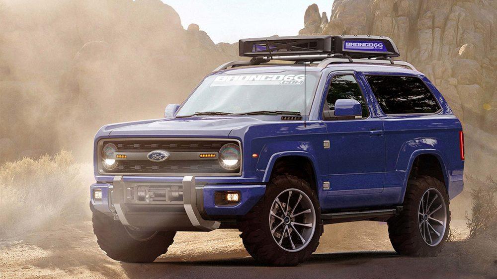 2016 Ford Bronco >> 60 Li Yillarin Efsanesi Ford Bronco Geri Donuyor Log