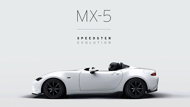 mazdamx5speedster
